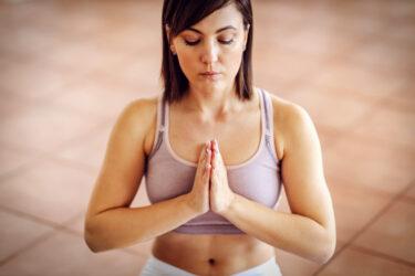 yoga concentration