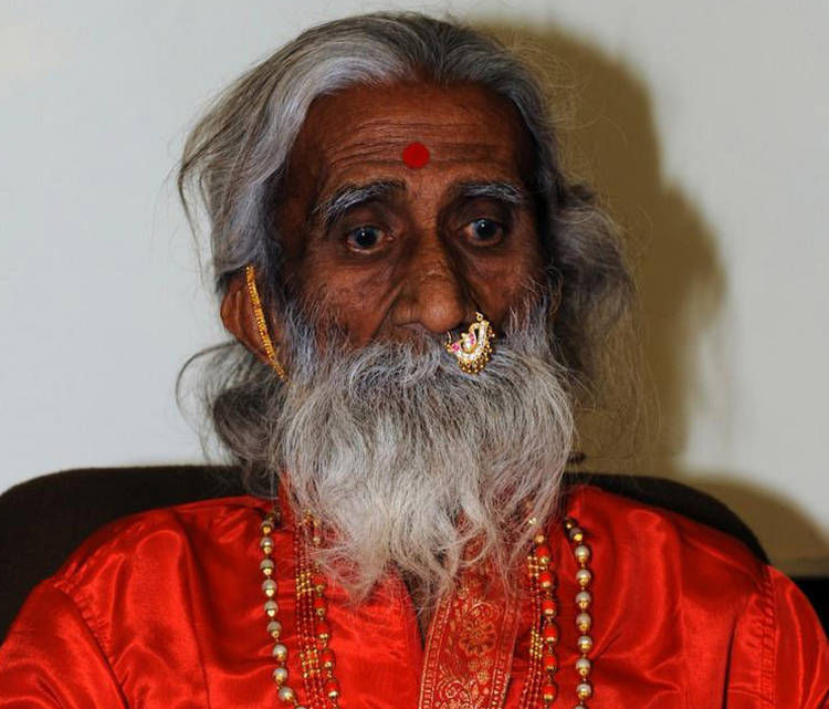 Yogi Survives 70 Years with no Food