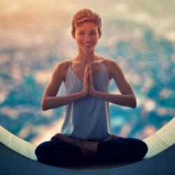 meditation of the Upanishads