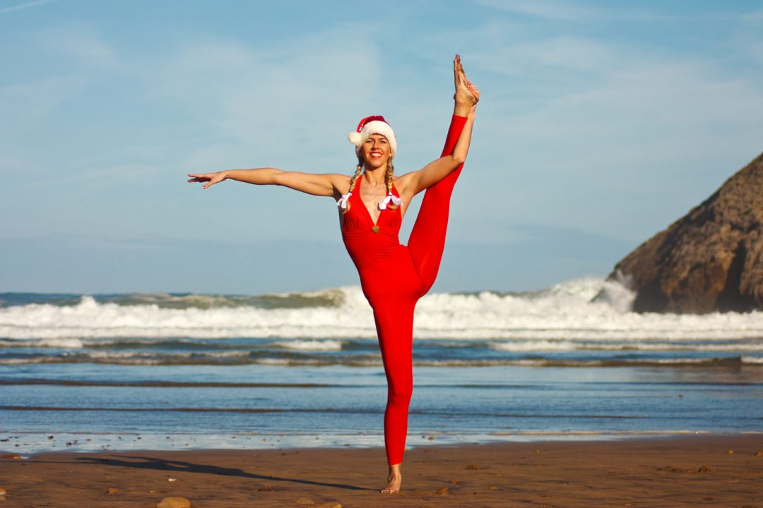 holiday yoga