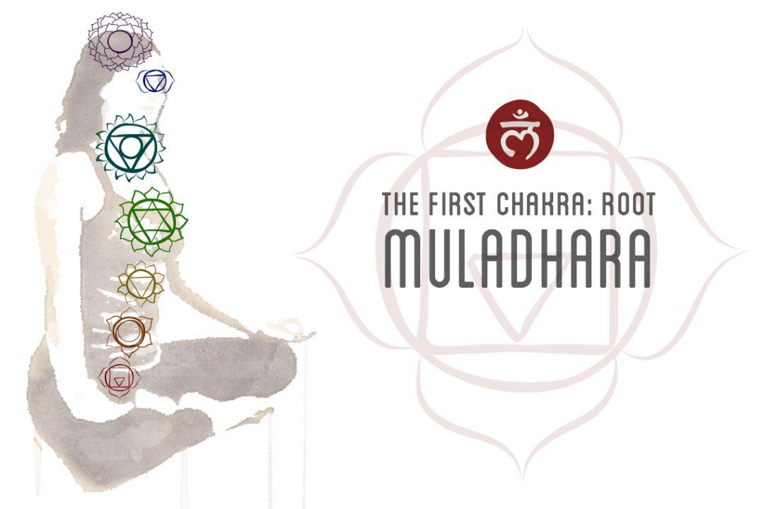 Muladhara, or Root Chakra