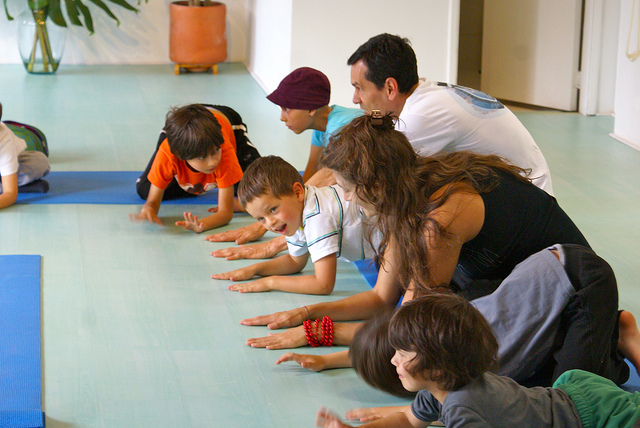 Encinitas Expands Yoga Program