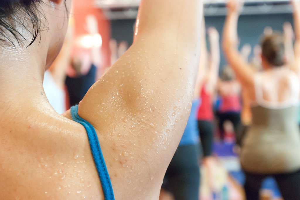 Hot Yoga Doesnt Boost Energy Burn