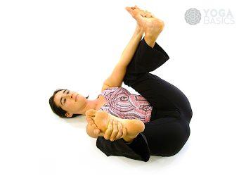 child pose • yoga basics