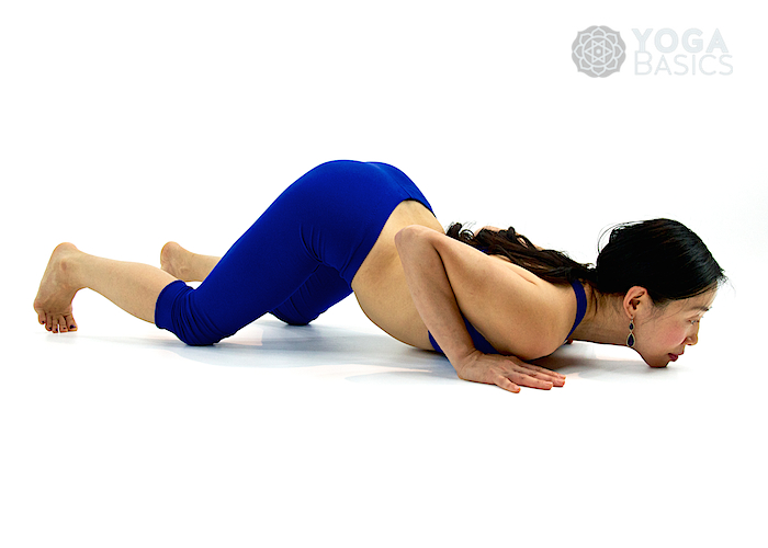 Eight-Limbed Pose
