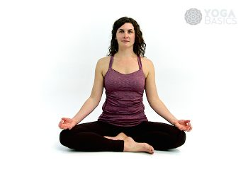 Accomplished Pose / siddhasana