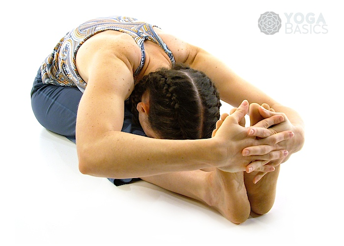Seated Forward Bend