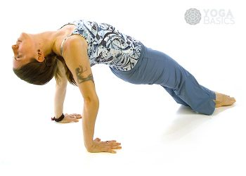 Purvottanasana • Inclined Plane