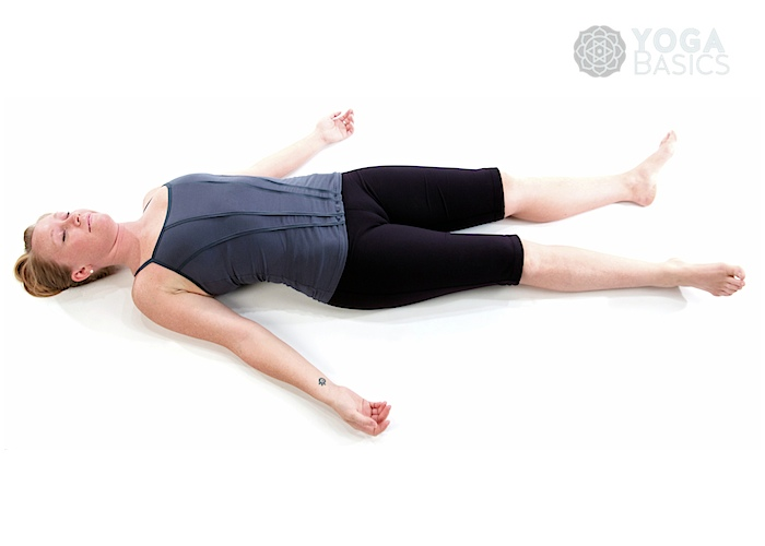 Corpse Pose • Yoga Basics