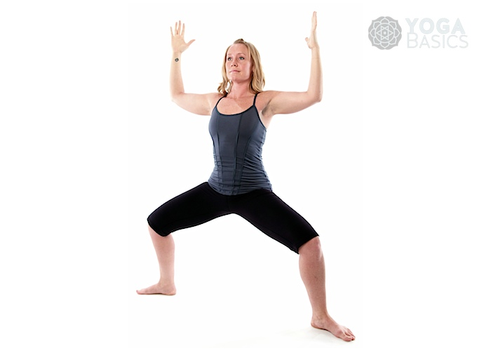 yoga la pose