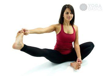 prayer squat pose • yoga basics