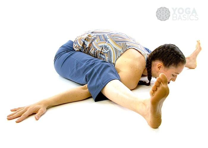 kurmasana • tortoise pose