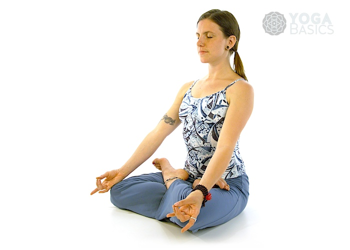 Full Lotus Pose / padmasana