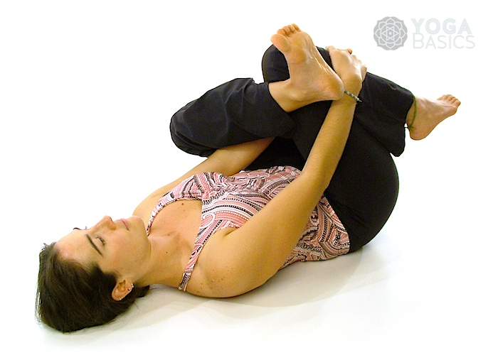 Supine Position Yoga Supine Pigeon P...