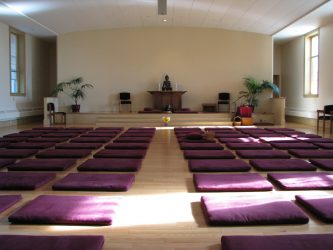 meditation Retreat Center