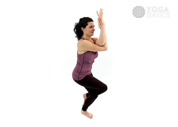 How to do Eagle Pose (Garudasana): Photos & Complete Step ...