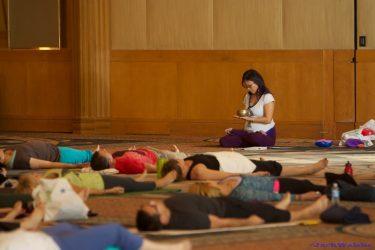 Cora Wen - yoga therapist