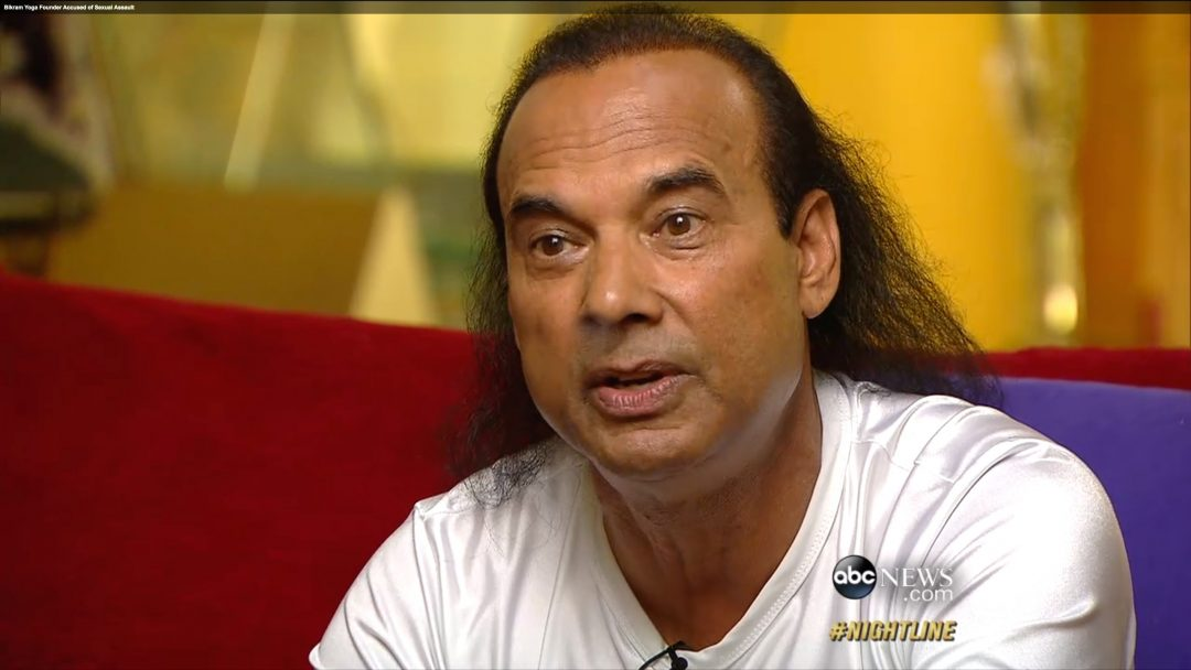 bikram yoga sex scandal