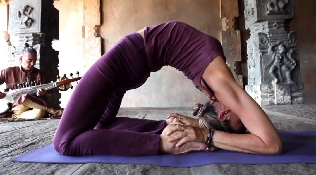 Ashtanga yoga video