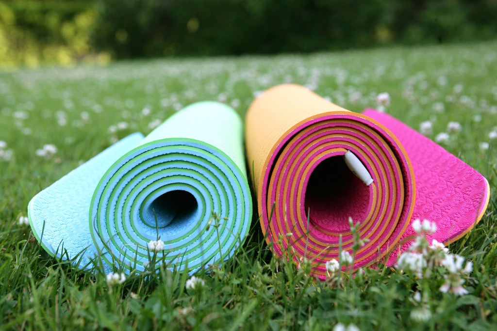 Is Your 'Eco' Yoga Mat Really Ecologically Friendly ...