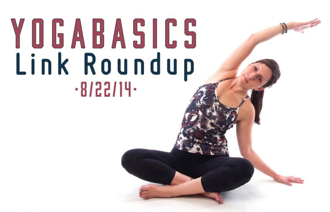YogaBasics link roundup