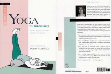 yoga for breast care book