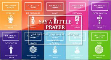 Say a Little Prayer Cards by Taschen