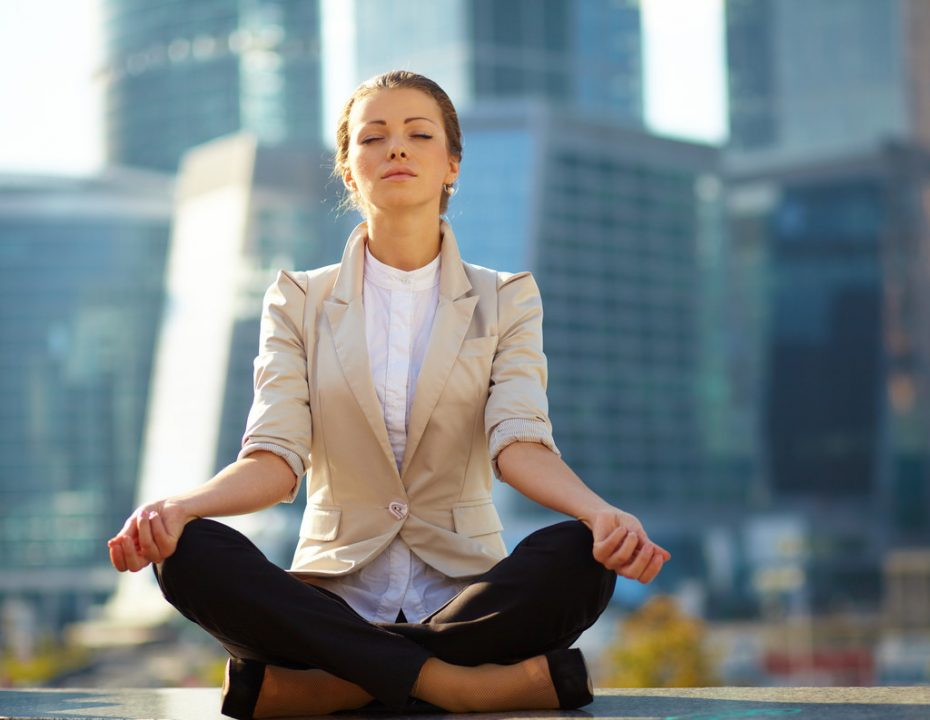 office mindfulness meditation
