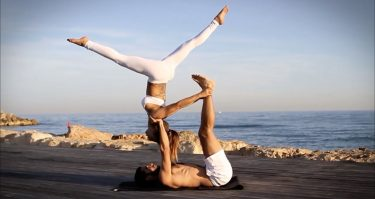 Acro-Yoga Video