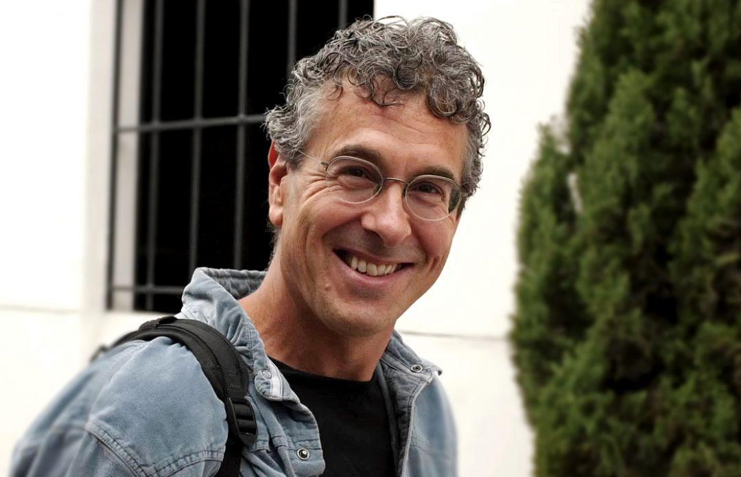 Eddie Ellner Yoga Teacher