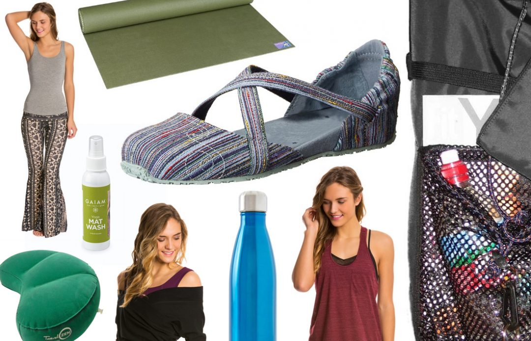 yoga travel products