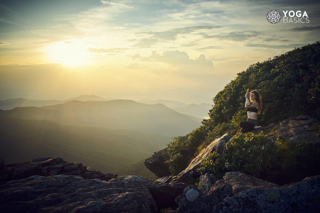 yoga in silence