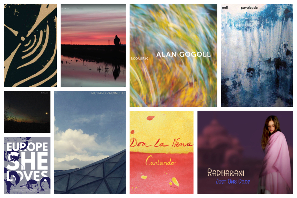 THE BEST NEW MUSIC FOR YOGA: OCTOBER EDITION