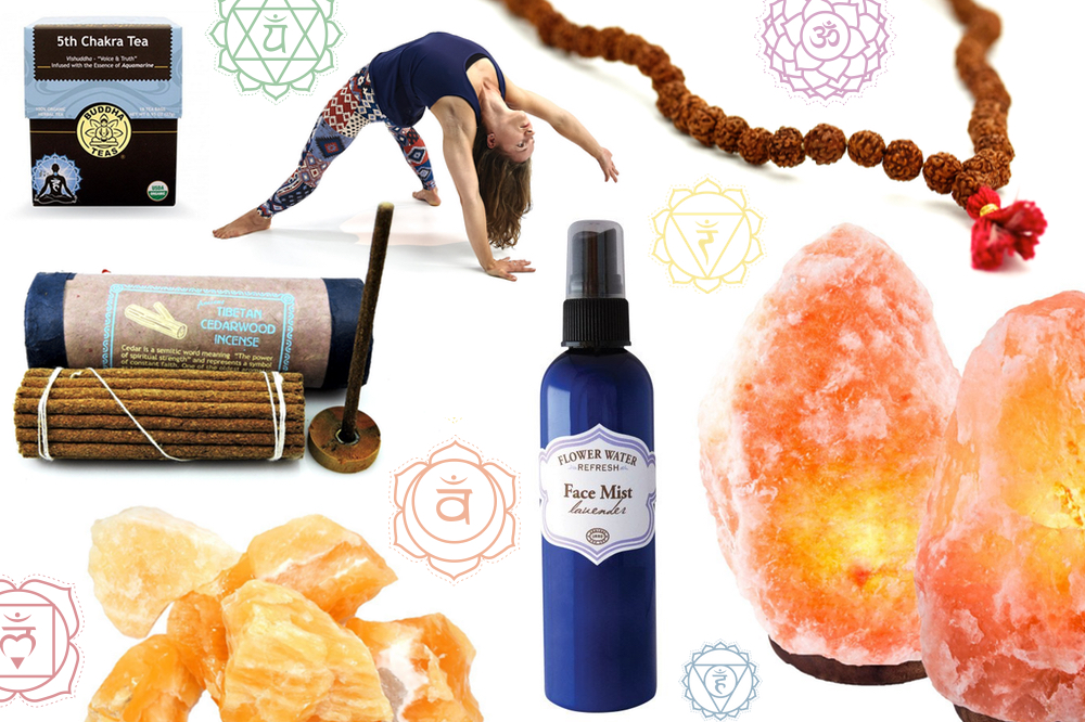 Ways to Realign Your Chakras