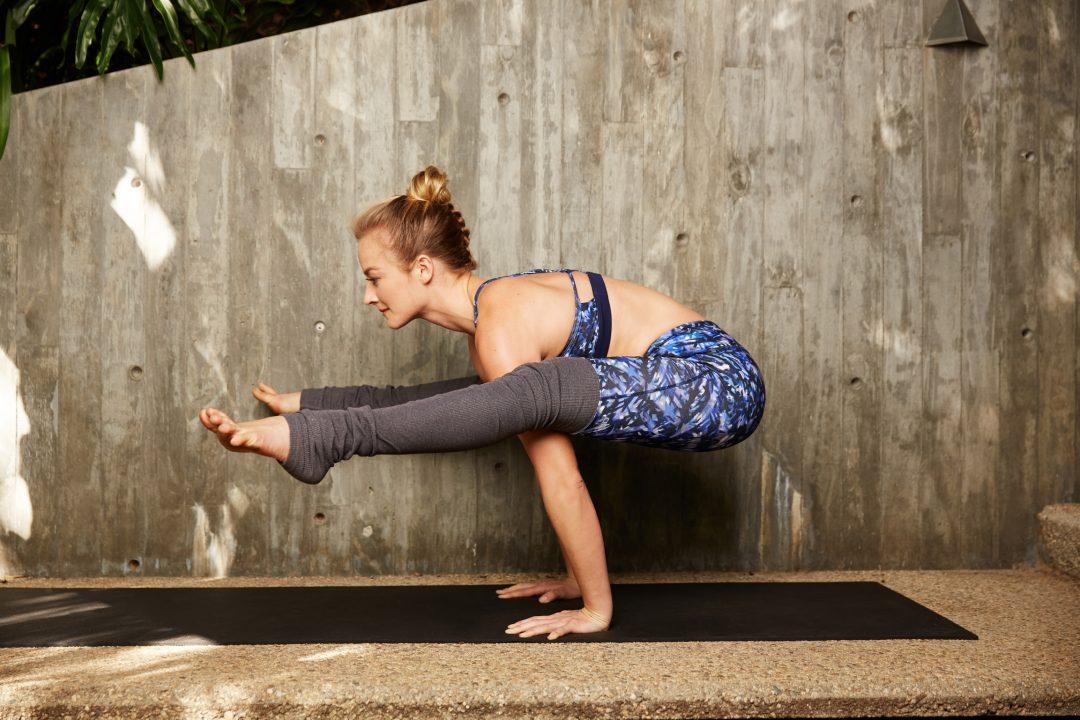Caley Alyssa yoga teacher
