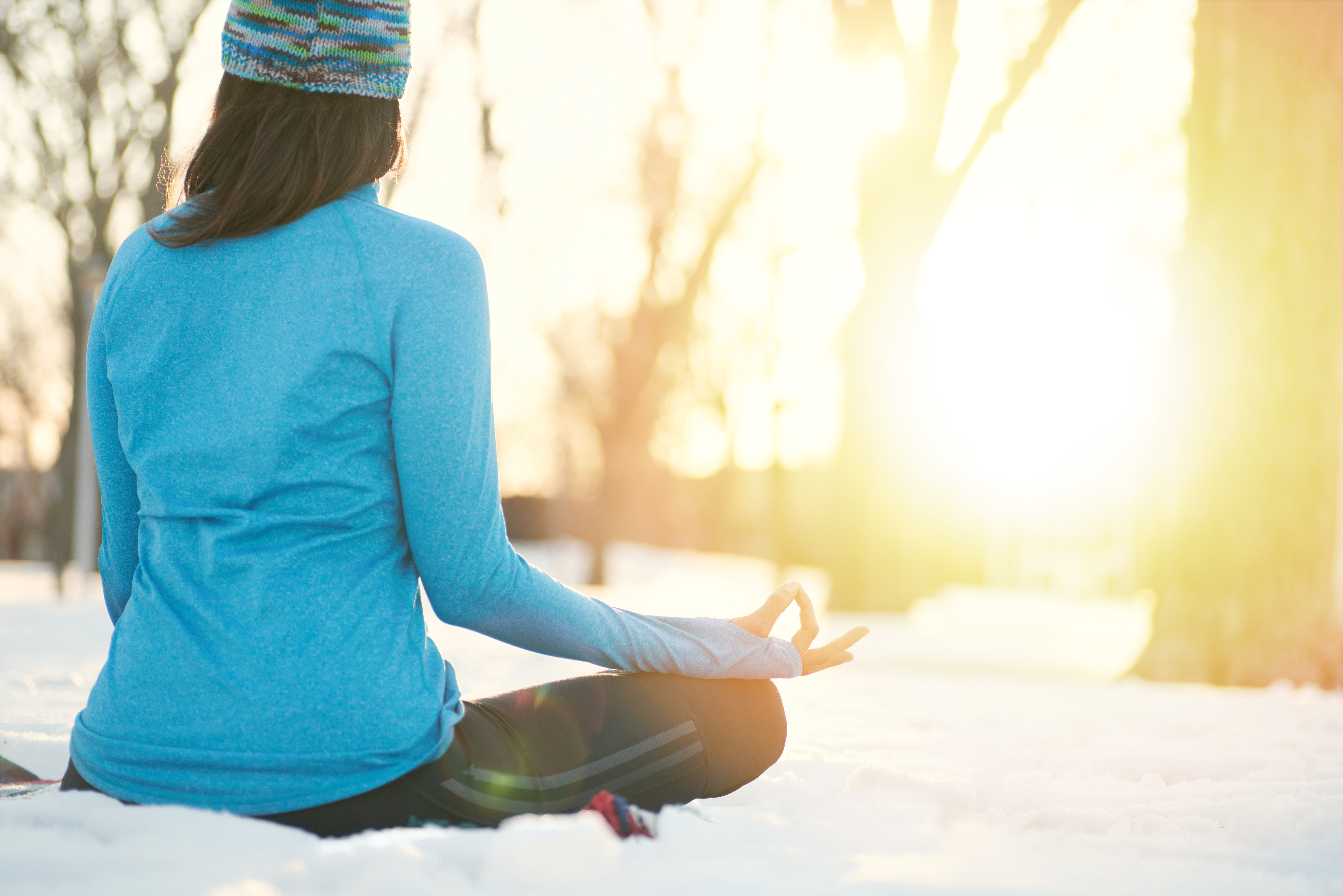 3 Meditations to Keep You Warm this Winter • Yoga Basics