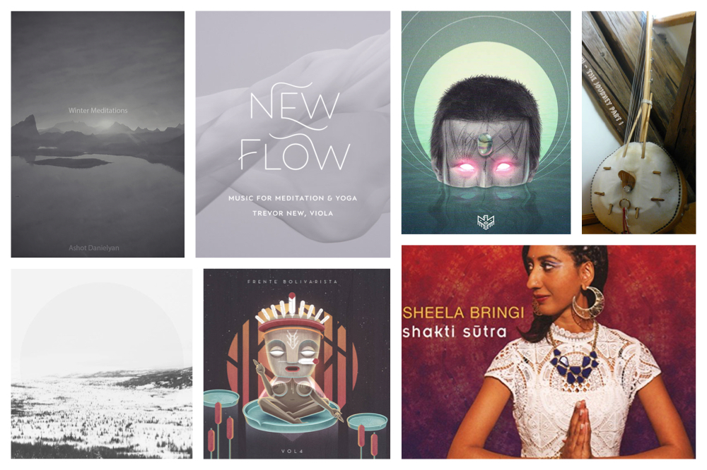 Best New Music for Yoga: December Edition