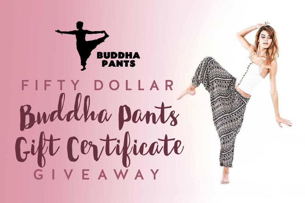 yoga pants giveaway contest