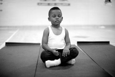 school meditation program