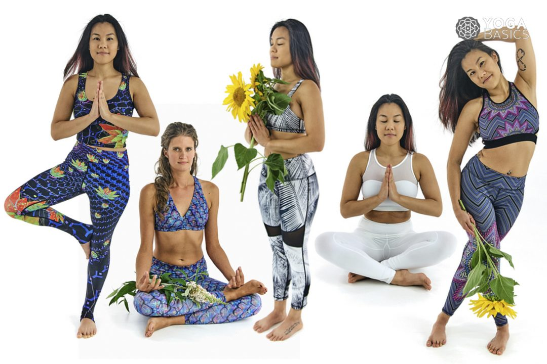 best summer yoga clothes