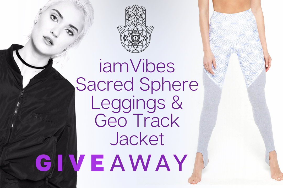September Yoga Giveaway: iamVibes