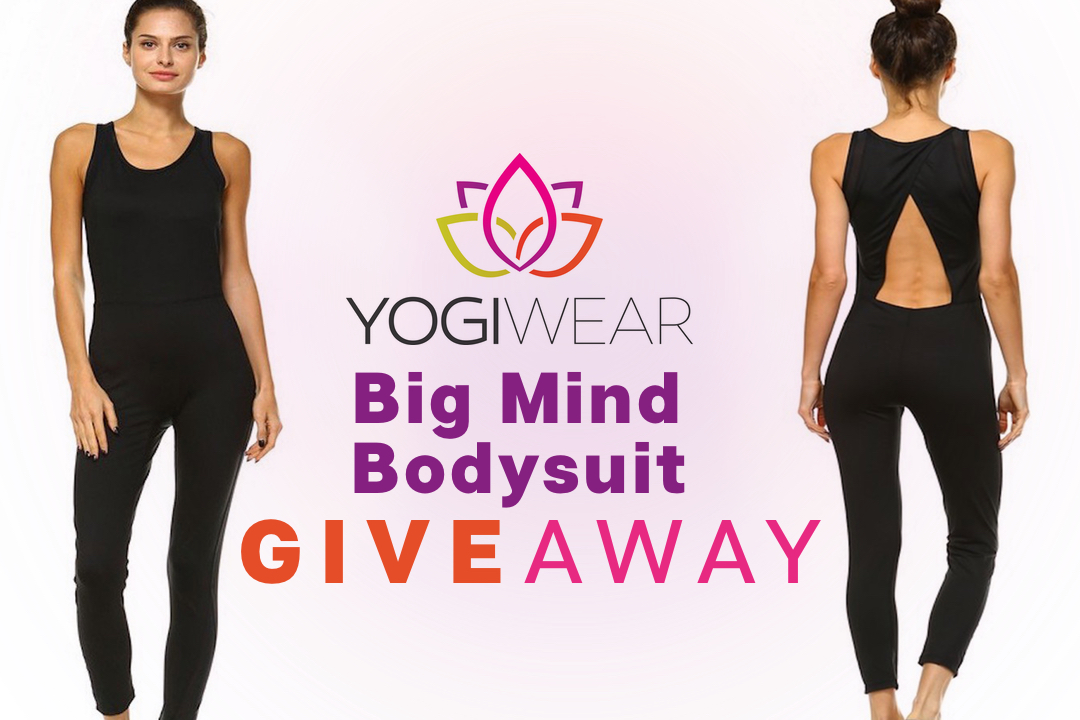 October Giveaway: Yogi Wear