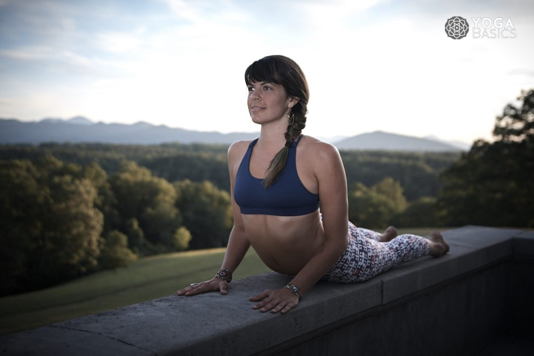 Pose of the Month: Bhujangasana