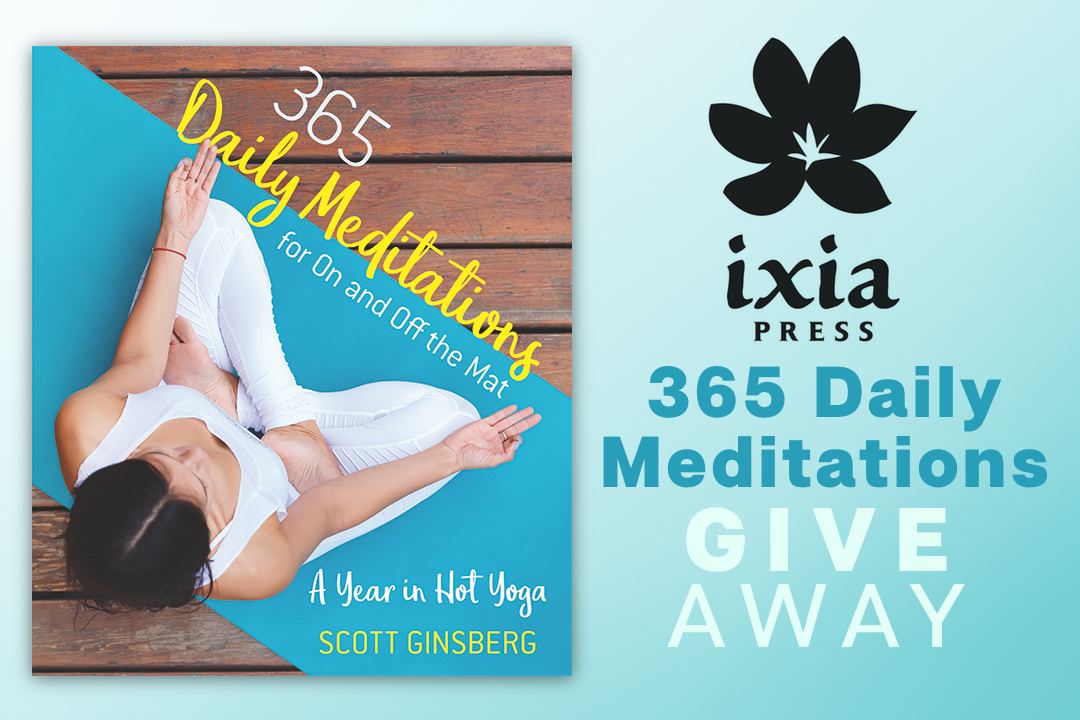 November Giveaway: 365 Daily Meditations Book