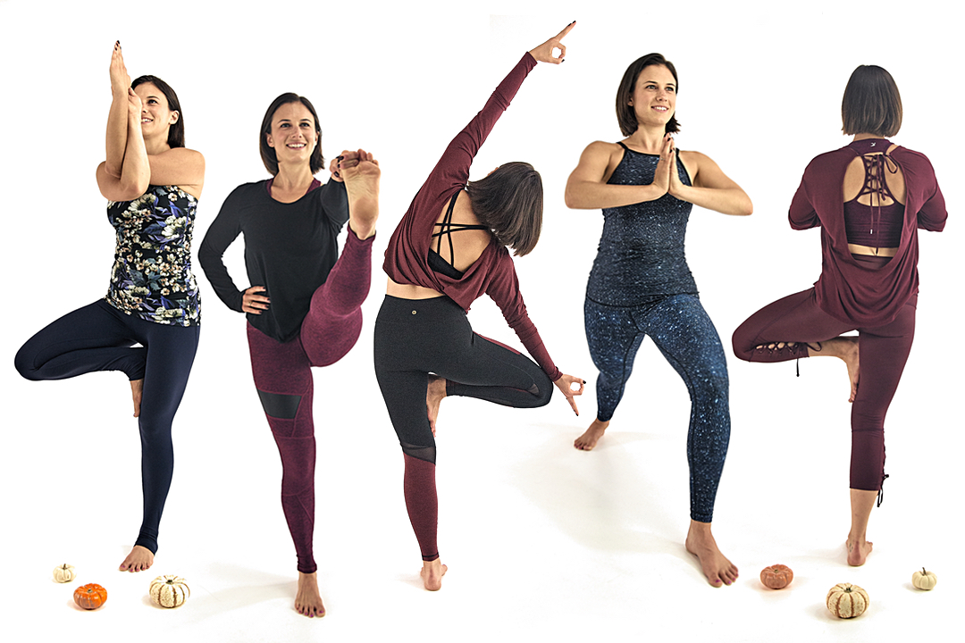 best yoga clothes for fall fashion