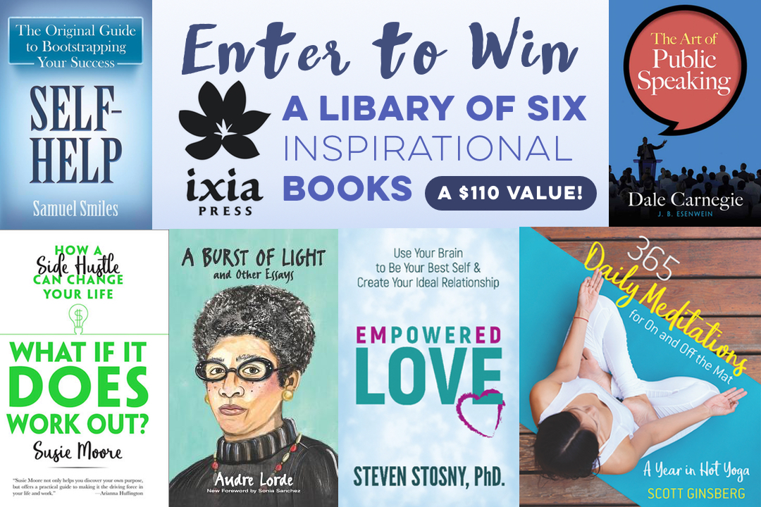 Six Inspirational Book Giveaway contest