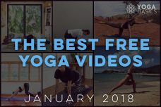 The Best Free Yoga Videos for January 2018