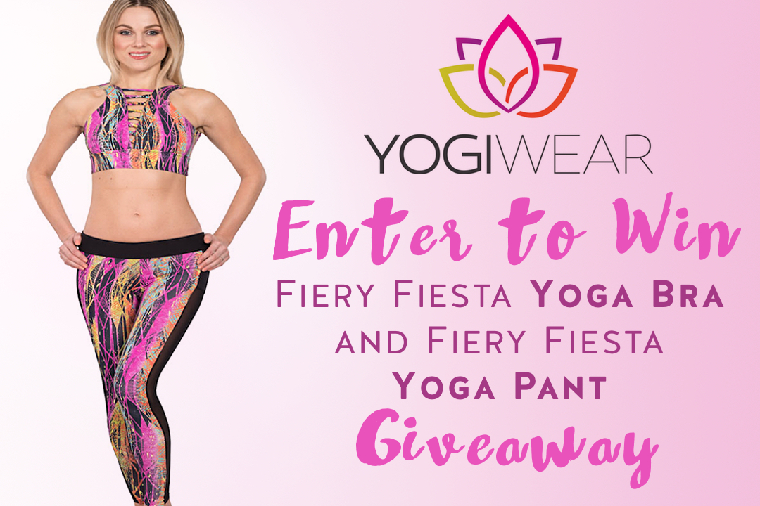 February Giveaway: Yogi Wear