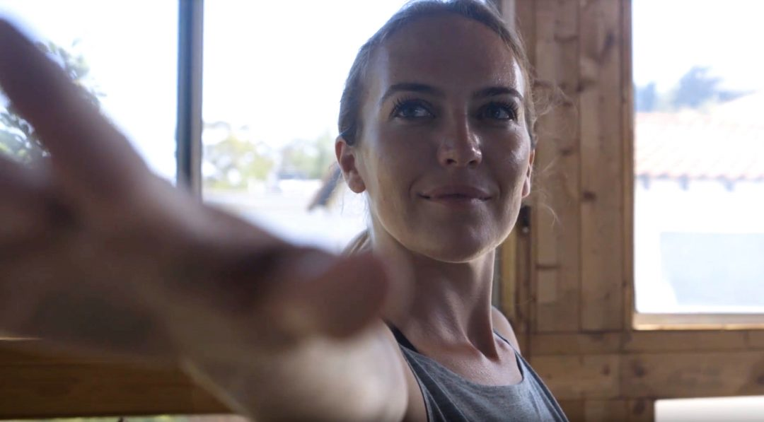 Yoga video: Permission to be a Human