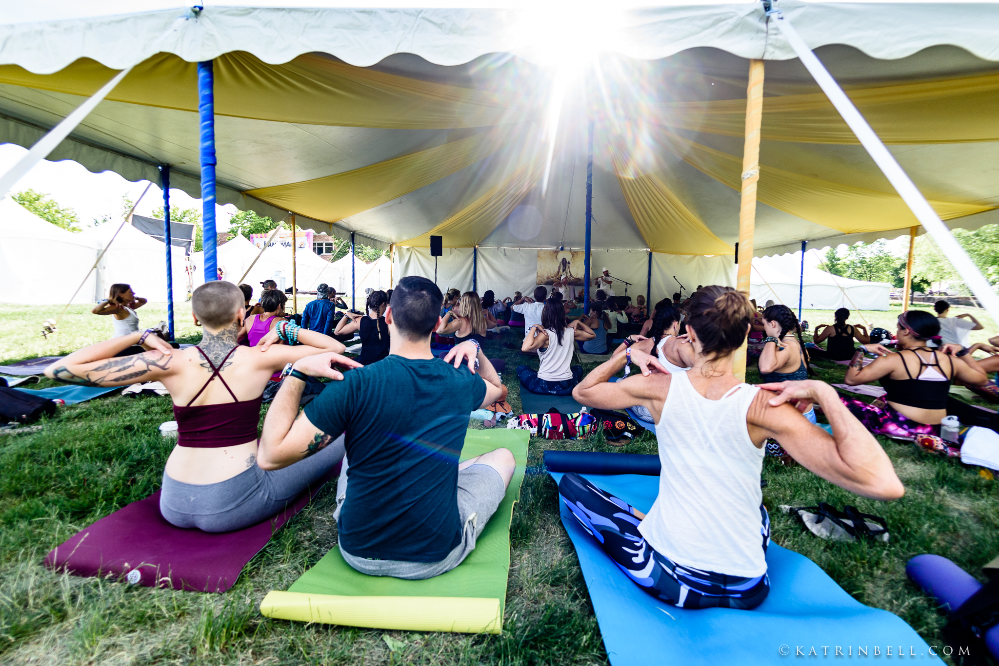 Summer Yoga Festivals For 2018 Yoga Basics